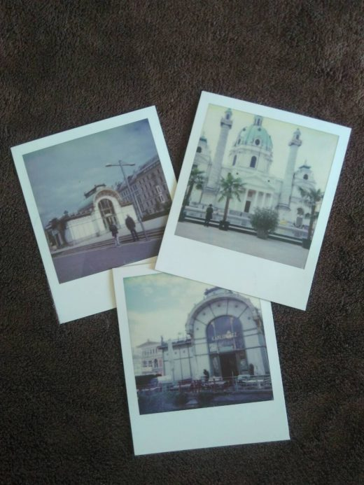 Sophort-Fotowalk beim Karlsplatz