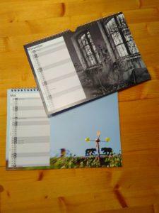 Berndorfer Fotomarathon Kalender 2018 Mai November