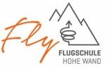 Logo der Flugschule Fly Hohe Wand